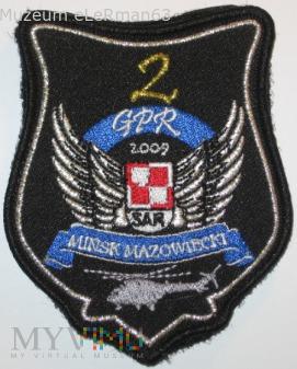 2 Grupa Poszukiwawczo-Ratownicza. Mińsk Maz