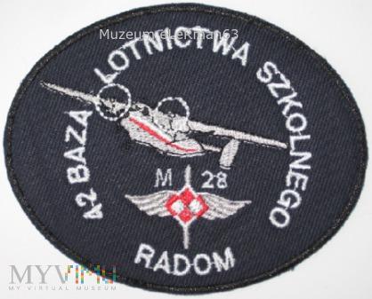42.Baza Lotnictwa Szkolnego. Radom.