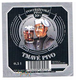 tmavé pivo