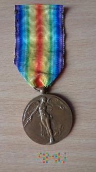 Belgijski Medal Zwycięstwa 1918, Albert I