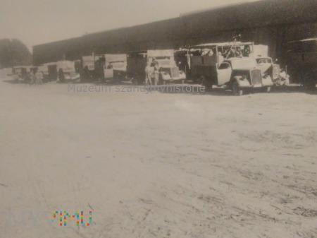 ciężarówki Opel Blitz w Polsce