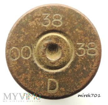 Łuska 6,5x54R Mannlicher 38 38 D 00