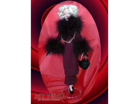 Lalka Marlene Dietrich Madame Alexander Doll 3/5