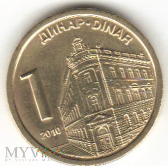 1 DINAR 2010