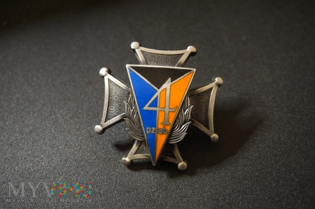 Duże zdjęcie 4 Pułk Zabezpieczenia Dowództwa WOW Nr: 044