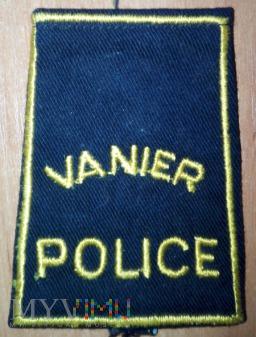 Vanier policja