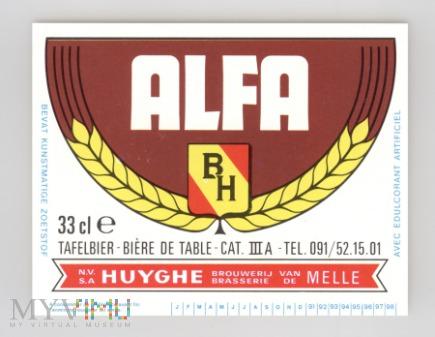 Huyghe Alfa