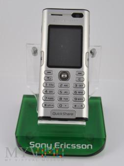 Duże zdjęcie Sony Ericsson K608 srebrny