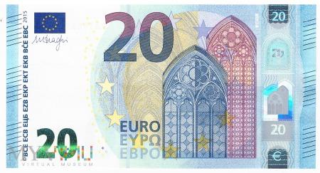 Unia Europejska - 20 euro (2015)