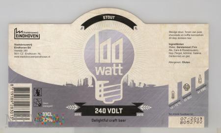 Duże zdjęcie Eindhovens 240 Volt