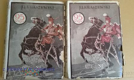 Hrabina Cosel - J.I. KRASZEWSKI