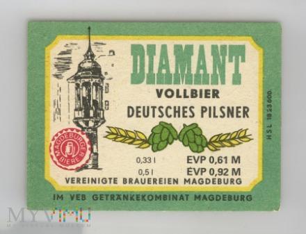 Magdeburg, Diamant