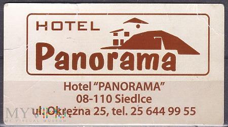 Duże zdjęcie Hotel Panorama