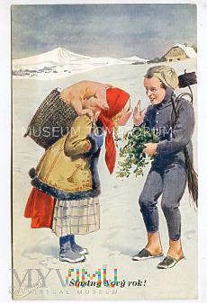 Świnka Noworoczna - 1941