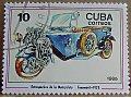Fanomóvil 1925 znaczek
