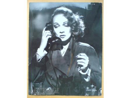Marlene Dietrich A Foreign Affair 1948 Fotografia