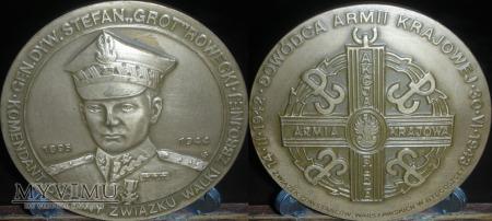Duże zdjęcie 019. GROT-Generał Dywizji Stefan Rowecki 1895-1944