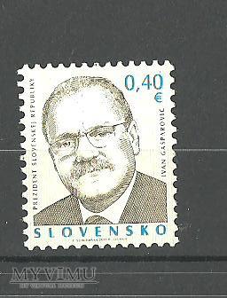 Gašparovič