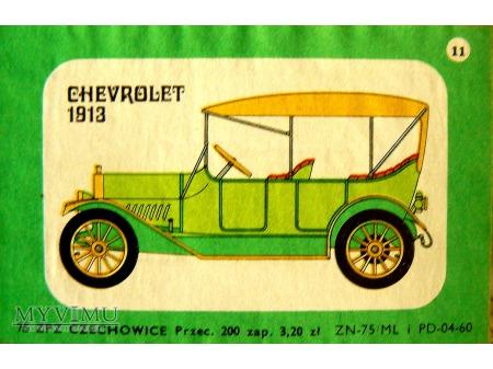 Duże zdjęcie CHEVROLET 1913