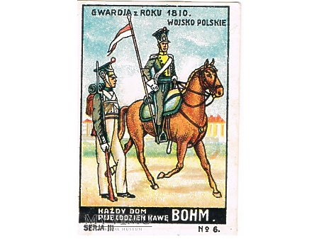 Duże zdjęcie Bohm - 3x06 - Gwardia z roku 1810