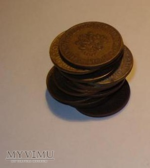 5 ZŁ zbiór 11 monet