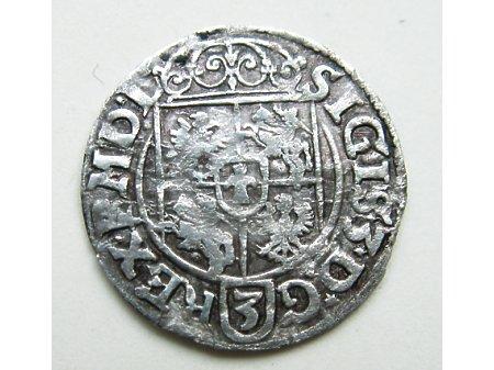 Półtorak mennica Bydgoszcz- 1619 r- duża korona