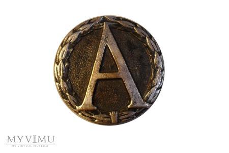 Odznaka korpusu osobowego służb administracji