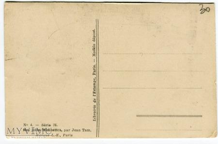 Jean Tam Nasze śliczne podlotki pocztówka