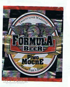 formuła beer