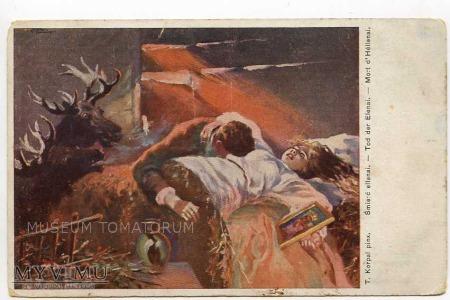 Korpal - On i Ona - na łożu śmierci