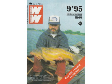 Wiadomości Wędkarskie 7-12/1995 (553-558)