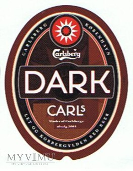 carlsberg dark carls