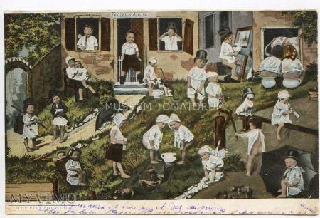 Nocnik jako temat przewodni - 1903