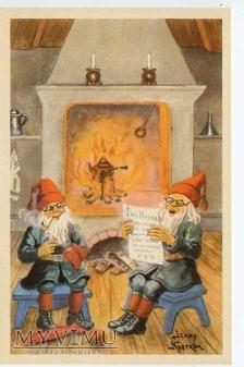 God Jul! - Wesołych Świąt