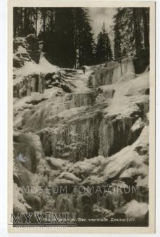 Karkonosze - Wodospad Kamieńczyka - lata 1930-te