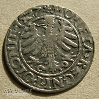 Grosz Koronny- 1527 r