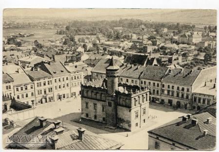 Tarnów - Rynek i ratusz - 1958