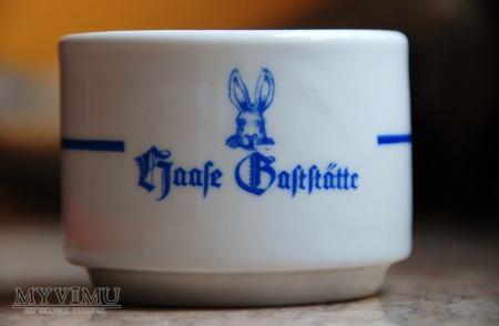 Filiżanka Gaststaette Haase - Breslau
