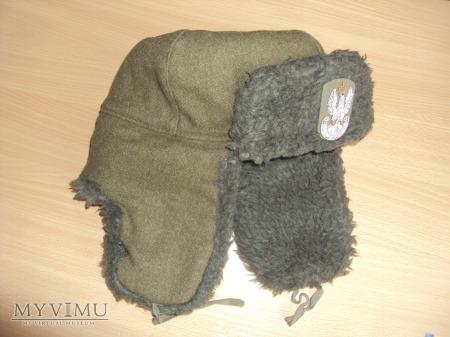 Uszanka - czapka futrzana SG