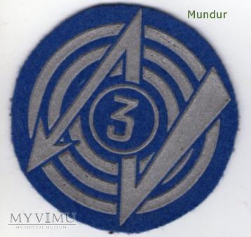 Oznaka specjalisty -wojska radiotechniczne 3kl