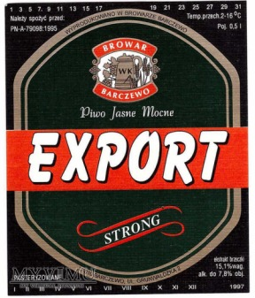 export strong