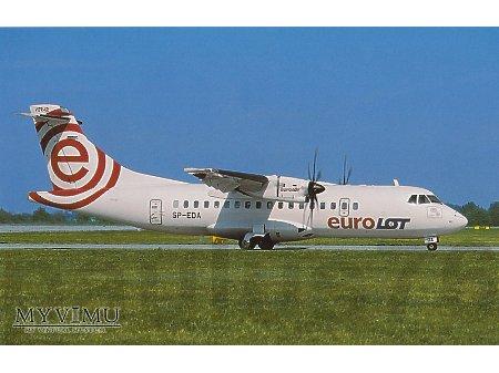 ATR-42-500, SP-EDA, EuroLot