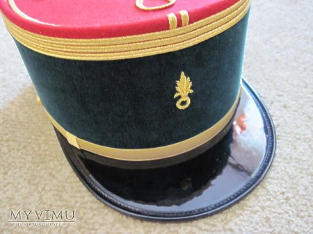 Kepi Capitaine (kapitan)