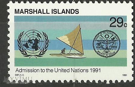 Wyspy Marshalla w ONZ