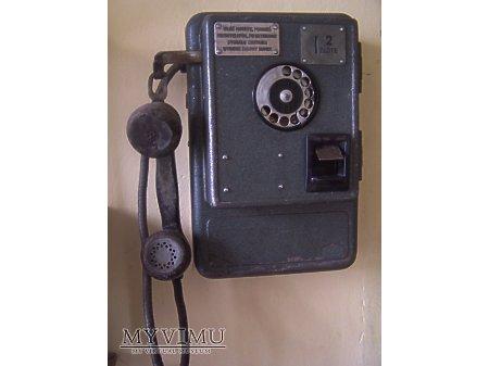 Duże zdjęcie Aparat telefoniczny wrzutowy AW 652