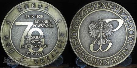 Duże zdjęcie 171.70 rocznica powstania Pol. Państwa Podziemnego