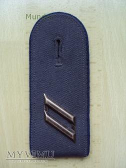 BW - oznaka stopnia - Obergefreiter