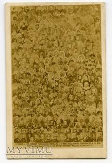 Fotografia 500 slawnych osob - ok. 1865