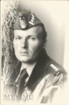 Zdjęcie: portret kapitana WLot.