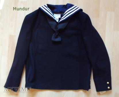 Mundur wyjściowy marynarski wz.117/MON